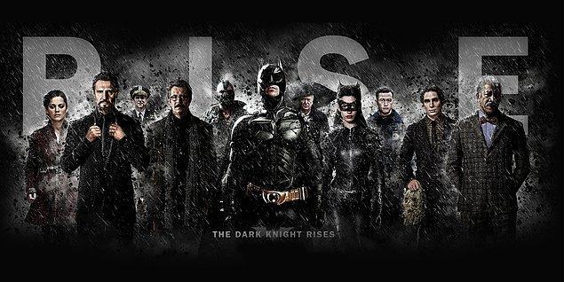 3. Kara Şövalye Yükseliyor / The Dark Knight Rises (2012)