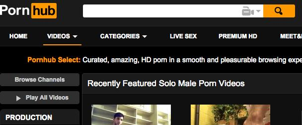 Homofil porno fengsel