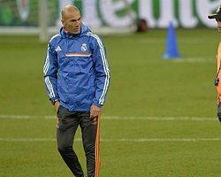 Zidane İçin Suç Duyurusu