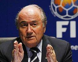 Blatter Değişiklik İstiyor