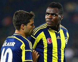 Fenerbahçe'de Dev Emenike Krizi