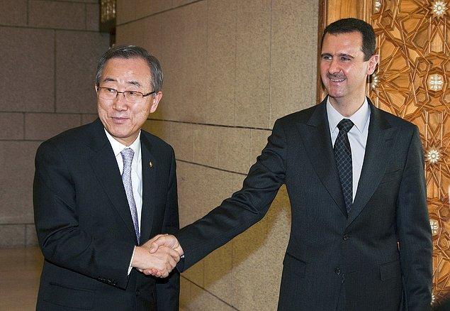 16. BM Genel Sekreteri Ban Ki Moon
