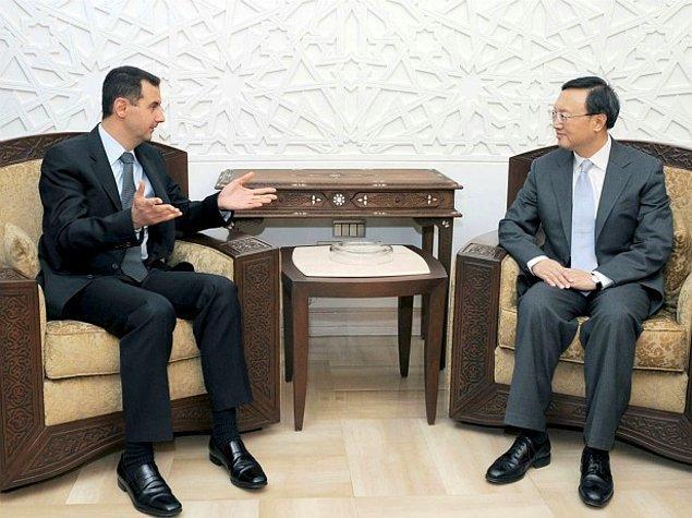 10. Çin Dış İşleri Bakanı Yang Jiechi
