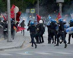 Bursa'da Kobanê Eylemlerine 6 Tutuklama