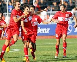U19 Milli Takımı Elit Tura Yükseldi