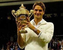 Sanghay'da Şampiyon Federer