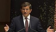 Davutoğlu: 'Türkiye 90'lara Dönmeyecek'