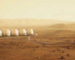 Mars Kolonisindeki İnsanlar Açlıktan Ölecek!