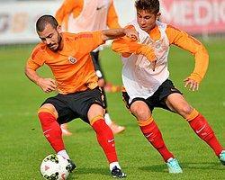 Galatasaray'da Moraller Sıfır