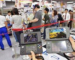 Japonlar Büyük Boyutlu Nintendo'yu Tercih Etti