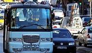Minibüslerde Para Devri Bitiyor