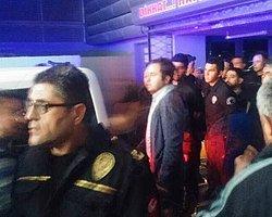 El Cezire Türk'ün Ankara Ofisini İşgal Ettiler