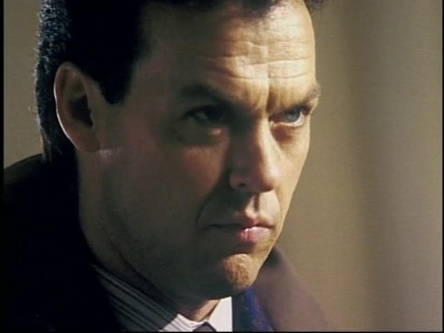 Image result for michael keaton side profile