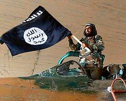 'IŞİD İlk Kez Havada' İddiası