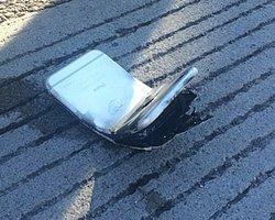 iPhone 6 Cebinde Patladı, Kullanıcı Yaralandı
