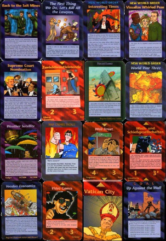 8. İlluminati kartlarının önemi nedir?