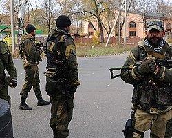 Ukrayna'da Ateşkes Bozuldu