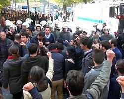 Ankara Üniversitesi Karıştı, Eğitime Ara Verildi