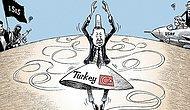 New York Times'ın 21 Ekim 2014 Tarihli Karikatürü
