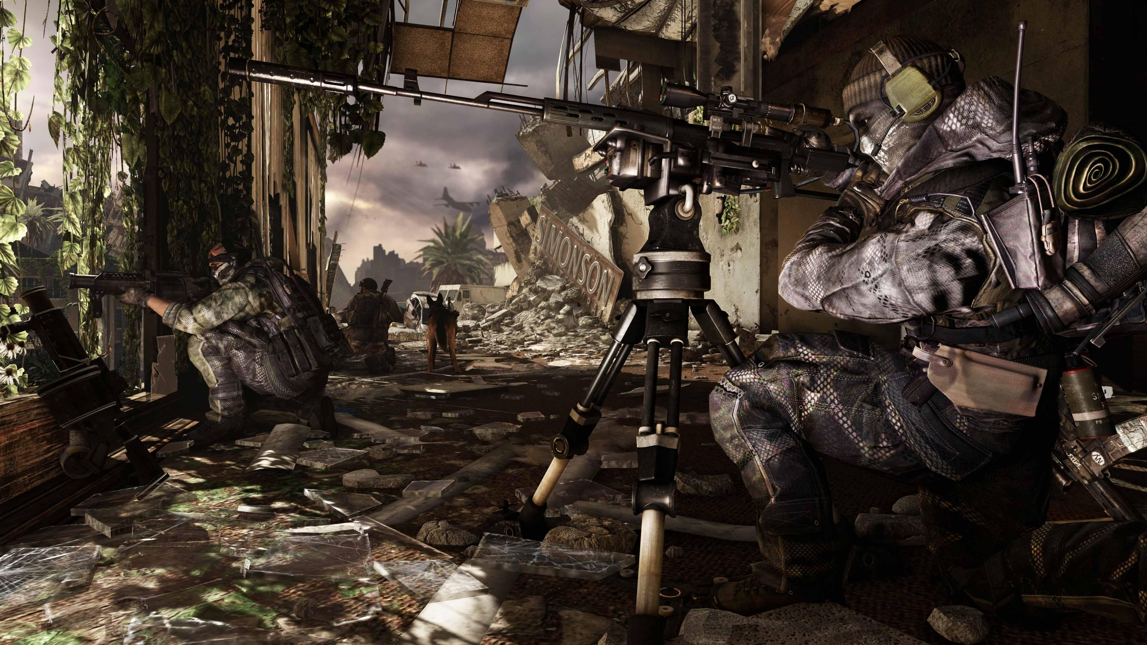 call of duty - HD