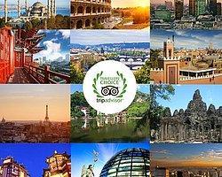 Trip Advisor Okurları Oyladı, Görülmesi Gereken 25 Şehri Keşfetsene derledi.
