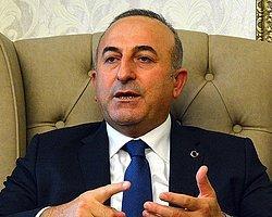 Dışişleri Bakanı Çavuşoğlu: 'PYD, IŞİD Gibi Bir Terör Örgütüdür'