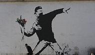 Banksy'nin Büyülü Ellerinden Çıkmış, Çok Zekice İcra Edilmiş 25 Sanat Eseri