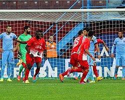 Trabzon'da Gol Yağmuru: Trabzonspor 4-4 Gaziantepspor