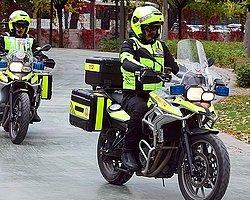İlk Müdahale İçin 66 Motosikletli Ambulans Hizmeti Veriyor