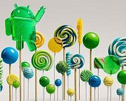 Android 5.0 Gecikebilir