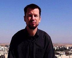 IŞİD, Esir İngiliz Gazeteciye Kobani'de Haber Yaptırdı