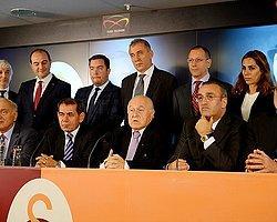Galatasaray Kulübü'nde Mazbata Töreni Yapıldı