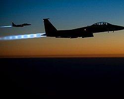 ABD IŞİD'e Karşı 13 Yeni Hava Saldırısı Düzenledi