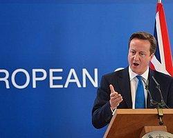 İngiltere Başbakanı David Cameron, kendilerine 2.1 milyar euroluk satmaca çıkartan Avrupa Birliği'ne meydan okudu.
