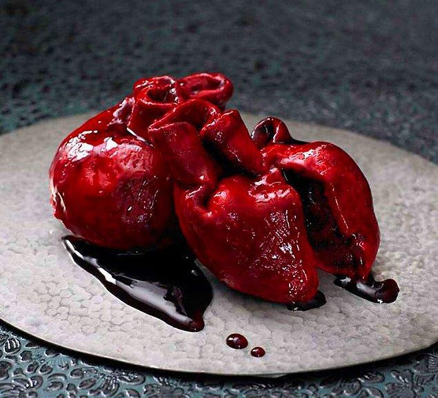 1. Kalp Pastası