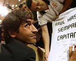 Real Madrid'in Unutulmaz Yıldızlarından Raul, New York Cosmos ile Anlaştı