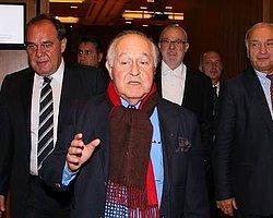 Galatasaray'dan Demirören'e Ziyaret