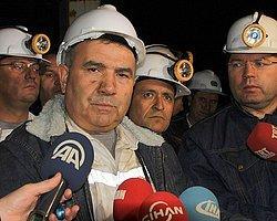 TBMM Soma Maden Faciasını Araştırma Komisyonu Üyeleri İnceleme Yaptı