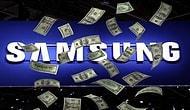 Samsung'un Gelirlerinde Şok Düşüş