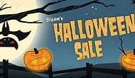 Steam'de Cadılar Bayramı İndirimleri Başladı