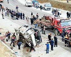 Isparta'daki Kazada Büyük İhmal!