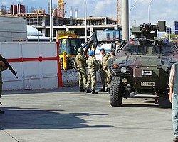 Diyarbakır'da Asker Sokağa İndi!