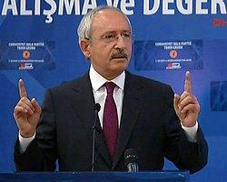 Kılıçdaroğlu, Faruk Çelik'in İstifasını İstedi
