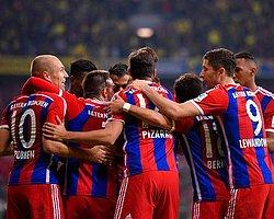 Dev Maç Bayern'in