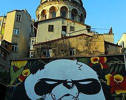 15 Fotoğrafta İstanbul'da Sokak Sanatının En Güzel Örnekleri