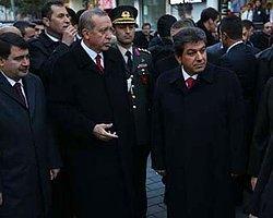Erdoğan'dan Kafeteryada Sigara İçenlere Tepki