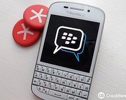 BBM ile Zaman Kısıtlamalı Mesajlar Gönderilebiliyor