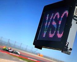 Formula 1'de 'Sanal Güvenlik Aracı' Devri