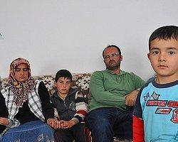 'Babama Galatasaray'ın Maçı Var Dersek Madenden Çıkar'