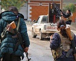 Kobanê'de İlaçları, Cephede Yaralananlar Kullansın Diye Halk Hastaneye Gitmiyor